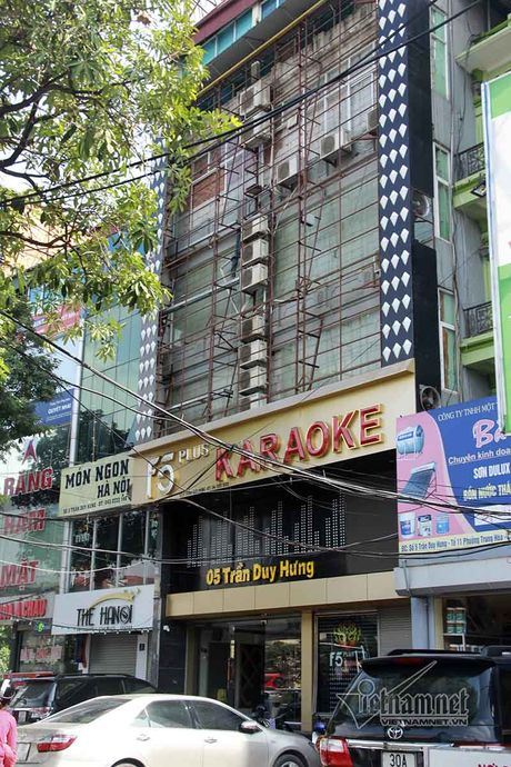Bien karaoke khung roi la ta o Ha Noi - Anh 7