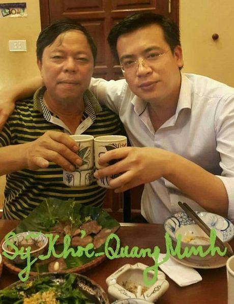 Anh doi thuong hiem hoi cua 'nguoi dan ong thoi su' Quang Minh - Anh 1