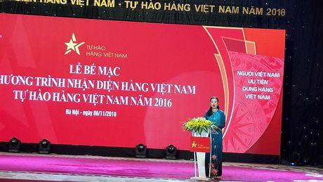 60% nguoi tieu dung su dung hang Viet - Anh 1