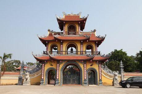 Di tich nghe thuat chua Van Linh Khanh Quang Ninh - Anh 1
