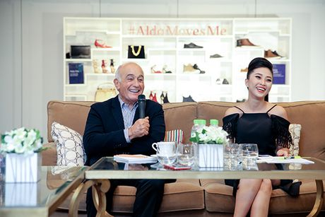 'Lay dong' truoc bo suu tap Thu 2016 cua Aldo - Anh 1