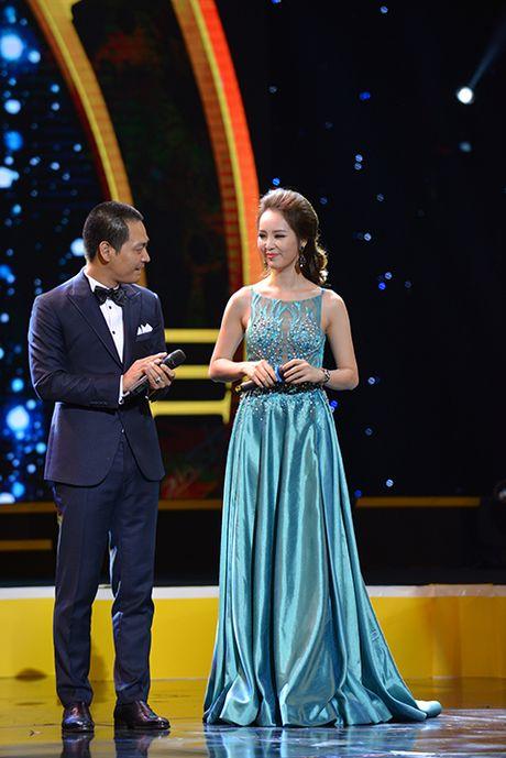 MC Phan Anh, ca si My Tam tung hung an y tren san khau - Anh 5