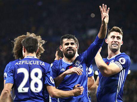 Nguoi hung cua Chelsea: Diego Costa gio ngoan va hoan hao hon - Anh 1