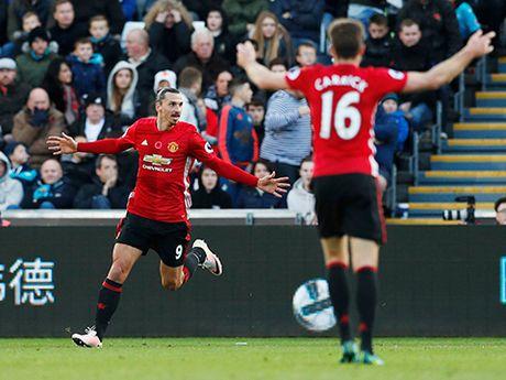 Man United: Khong phai Ibra hay Pogba, Carrick moi la nguoi dac biet - Anh 1