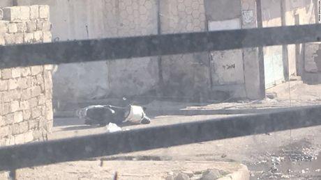28 gio thuc trang duoi lan dan tan cong vao hang o IS o Mosul - Anh 8