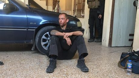 28 gio thuc trang duoi lan dan tan cong vao hang o IS o Mosul - Anh 9