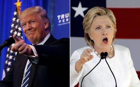 Clinton canh bao vien canh ty phu Trump tro thanh Tong thong My - Anh 1