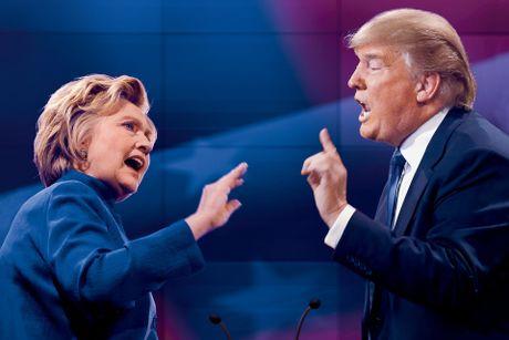 Du doan ket qua bau tong thong My - Clinton hay Trump? - Anh 1