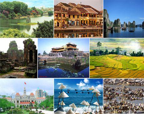 Quang ba du lich Viet Nam tai Hoi cho Du lich quoc te 2016 - Anh 1