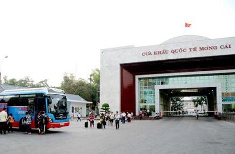 Thuong lai Trung Quoc duoc kinh doanh tai cac cho bien gioi - Anh 1