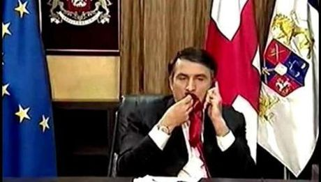 "Saakashvili tu chuc Thong doc Odessa: Tuyet lo ""noi dat khach"" - Anh 1"