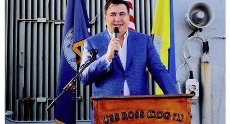 "Saakashvili tu chuc Thong doc Odessa: Tuyet lo ""noi dat khach"" - Anh 2"