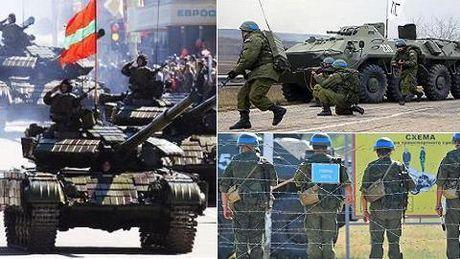 Moldova-Ukraine hop luc duoi quan Nga khoi Pridnestrovie? - Anh 1
