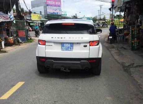 Lanh dao muon Range Rover: Ong Nguyen Thanh Nghi len tieng - Anh 2