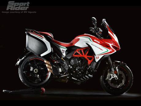 2017 MV Agusta Turismo Veloce RC 'thach dau' Ducati - Anh 1