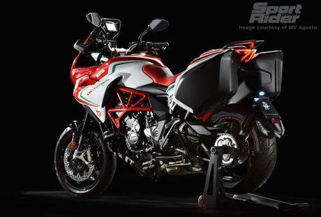 2017 MV Agusta Turismo Veloce RC 'thach dau' Ducati - Anh 2