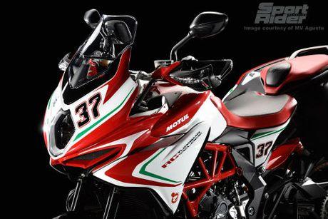 2017 MV Agusta Turismo Veloce RC 'thach dau' Ducati - Anh 8