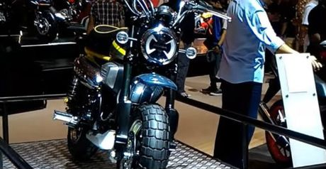 Moto 'Con khi' cua Honda tai xuat tai Dong Nam A - Anh 1