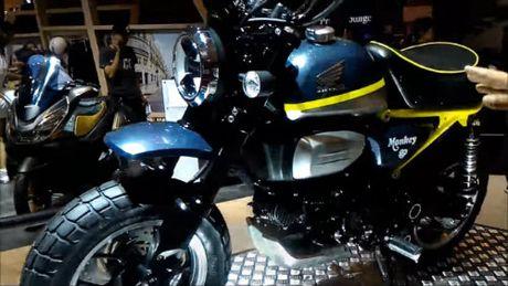 Moto 'Con khi' cua Honda tai xuat tai Dong Nam A - Anh 2