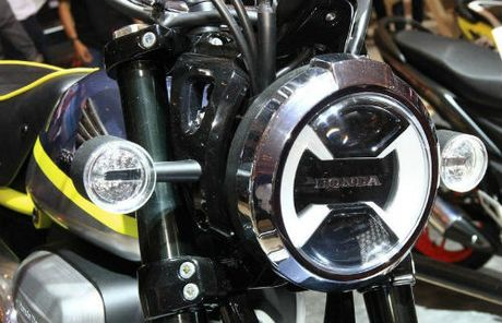 Moto 'Con khi' cua Honda tai xuat tai Dong Nam A - Anh 3