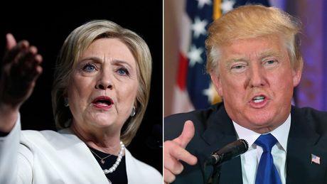 Bau cu My: Co hoi thang cua ba Clinton giam - Anh 11