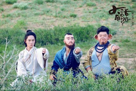 Tao hinh 'Ton Ngo Khong' cua Hoang Tu Thao gay tranh cai du doi - Anh 10