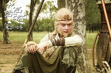 Tao hinh 'Ton Ngo Khong' cua Hoang Tu Thao gay tranh cai du doi - Anh 2