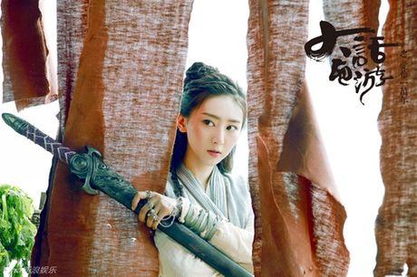 Tao hinh 'Ton Ngo Khong' cua Hoang Tu Thao gay tranh cai du doi - Anh 8