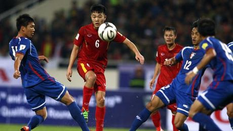 Truc tiep giao huu Viet Nam vs Indonesia - Anh 1