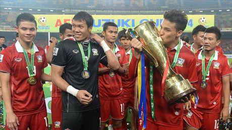 Nong: AFF Cup duoc FIFA tinh diem xep hang the gioi - Anh 1