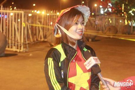 CDV Viet Nam hao hung 'tiep lua' DT Viet Nam tren san My Dinh - Anh 2