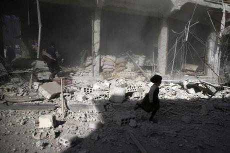 Canh tan hoang vu khong kich o thu do Damascus - Anh 10