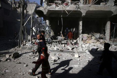 Canh tan hoang vu khong kich o thu do Damascus - Anh 11