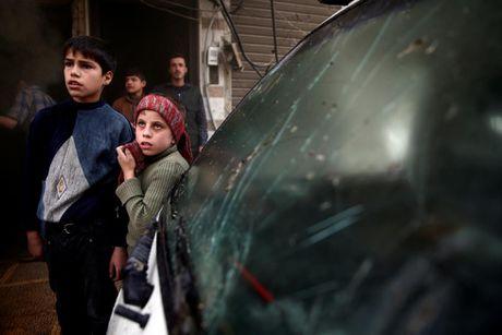 Canh tan hoang vu khong kich o thu do Damascus - Anh 12