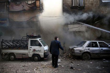 Canh tan hoang vu khong kich o thu do Damascus - Anh 2