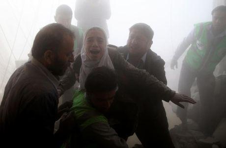 Canh tan hoang vu khong kich o thu do Damascus - Anh 3