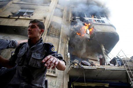Canh tan hoang vu khong kich o thu do Damascus - Anh 5