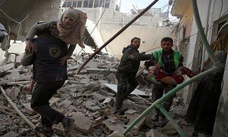Canh tan hoang vu khong kich o thu do Damascus - Anh 6