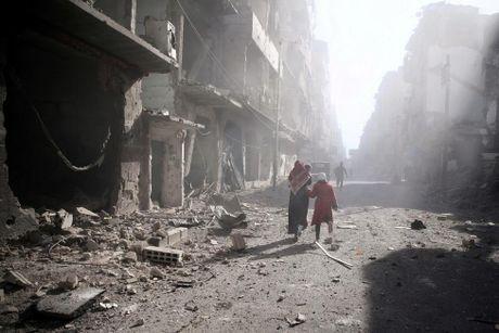 Canh tan hoang vu khong kich o thu do Damascus - Anh 9