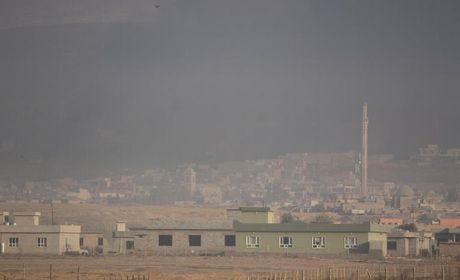 Giao tranh ac liet giua nguoi Kurd va IS tai Mosul - Anh 12