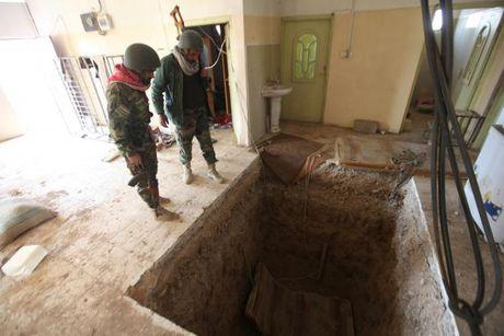 Giao tranh ac liet giua nguoi Kurd va IS tai Mosul - Anh 3