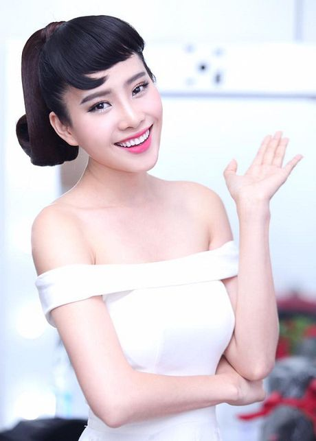 Ngam kieu toc dep nhat cua Hoa hau Anh Trai dat Nam Em - Anh 11