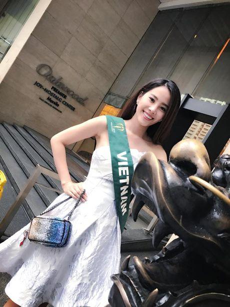Ngam kieu toc dep nhat cua Hoa hau Anh Trai dat Nam Em - Anh 7