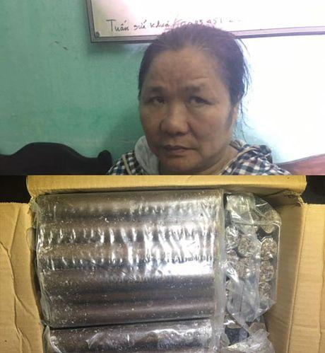 Thanh Hoa: Mang gan 300 kg thuoc no ban cho nguoi dan danh ca - Anh 1