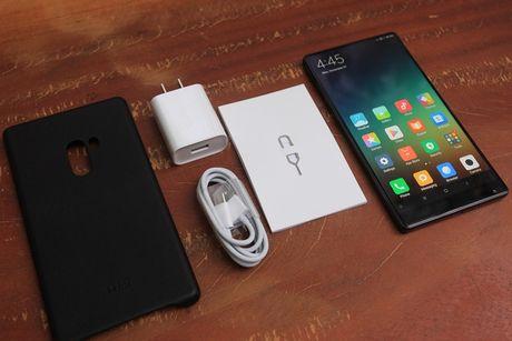 Xiaomi Mi Mix ve Viet Nam voi gia tu 18 trieu dong - Anh 1