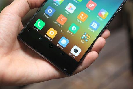 Xiaomi Mi Mix ve Viet Nam voi gia tu 18 trieu dong - Anh 4