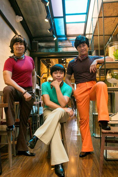 "MTV Band tai xuat voi hinh anh ""chat lu"" thoi thap nien 60 - 70 - Anh 2"