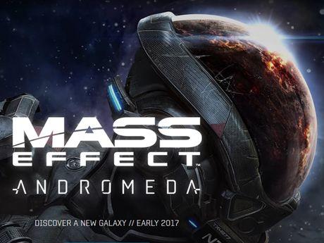 Mass Effect: Andromeda tung hung PlayStation 4 Pro - Anh 1