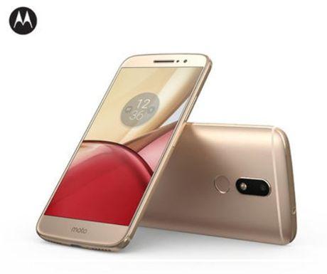 Motorola Moto M lo dien truoc gio ra mat - Anh 1