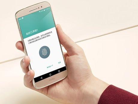 Motorola Moto M lo dien truoc gio ra mat - Anh 3